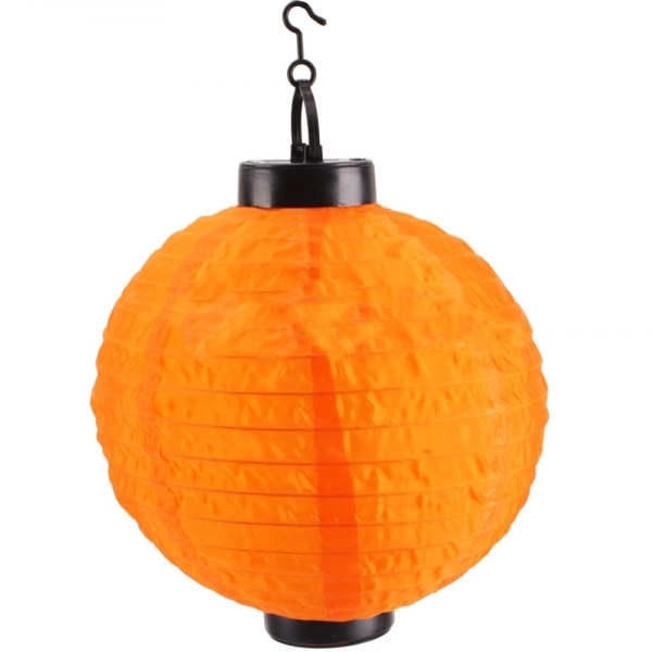 Lampion lanterne solaire a led 20 cm lampe jardin 4 for Lanterne led jardin