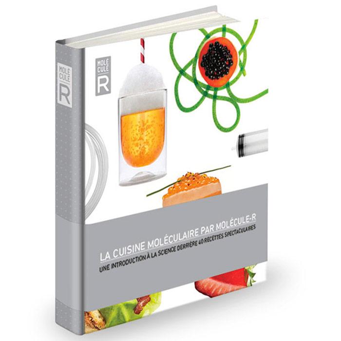 Livre la cuisine mol culaire 40 recettes spectaculaires - Coffret cuisine moleculaire ...