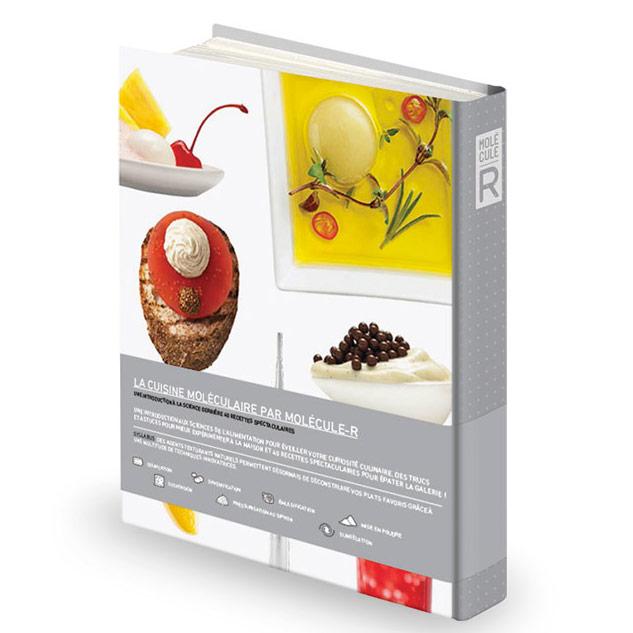 Livre la cuisine mol culaire 40 recettes spectaculaires - La cuisine moleculaire ...