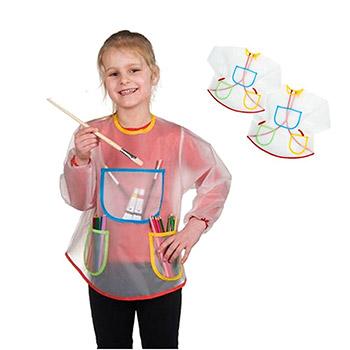 2 Tabliers de Peinture Enfant