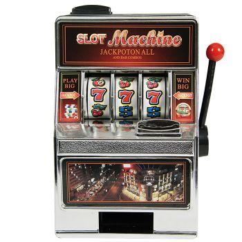 Machine à Sous Jackpot Tirelire