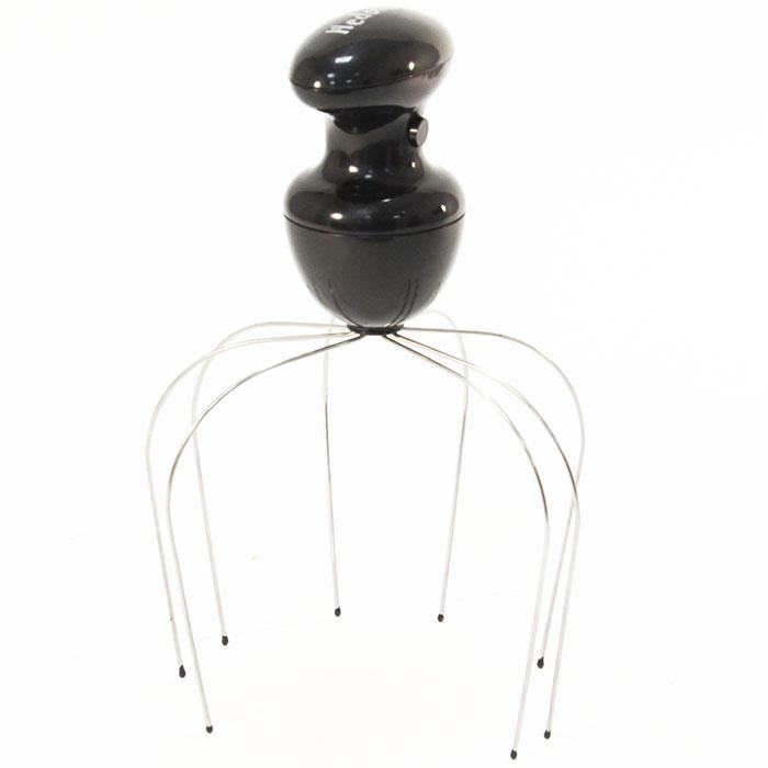 masseur de t te vibrant aux nombreux bienfaits. Black Bedroom Furniture Sets. Home Design Ideas