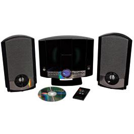 micro chaine hifi st r o avec lecture verticale des cd. Black Bedroom Furniture Sets. Home Design Ideas