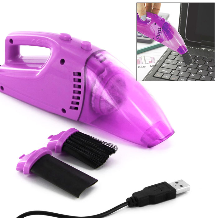 mini aspirateur usb pour nettoyer pc cran clavier. Black Bedroom Furniture Sets. Home Design Ideas