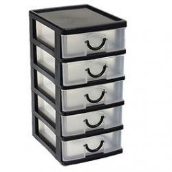 Petit Rangement 5 tiroirs