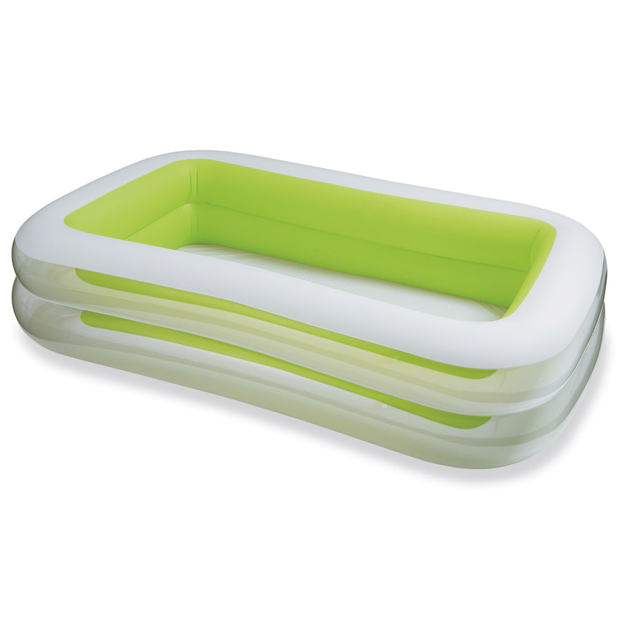 Piscine gonflable familiale adulte enfant 262 cm x 175 for Piscine 56