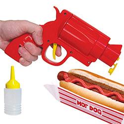 Pistolet Distributeur de Ketchup et Sauces