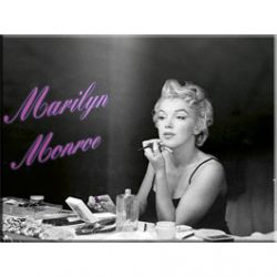 Plaque Métal Marilyn Monroe 30x40 cm