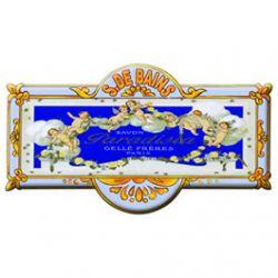 Plaque de porte de salle de bain Paradisia