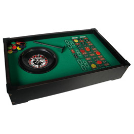 Plateau Jeu de Roulette Casino