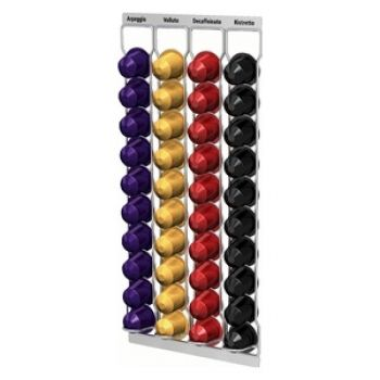 distributeur de capsules nespresso mural fila 40. Black Bedroom Furniture Sets. Home Design Ideas