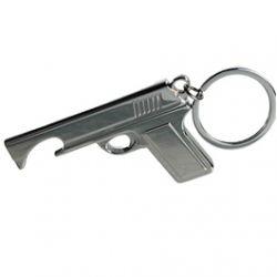 Porte Clés Décapsuleur Pistolet