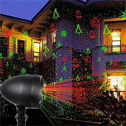 Projecteur Laser Extérieur Noël