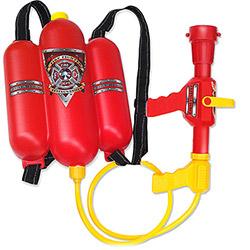 Sac à Dos Pompier avec Réservoir