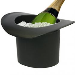 Seau  Champagne Chapeau
