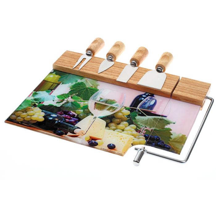 service plateau fromage cadeau pour les amateurs de. Black Bedroom Furniture Sets. Home Design Ideas