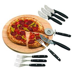 Service à Pizza 10 Pièces