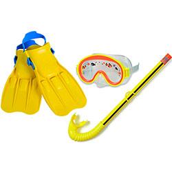 Set de Plongée Enfant 3-8 ans
