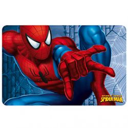 4 Sets de Table 3D Spider-Man