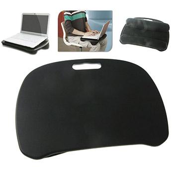 Support d 39 ordinateur portable l ger confortable - Support ordinateur portable coussin ...