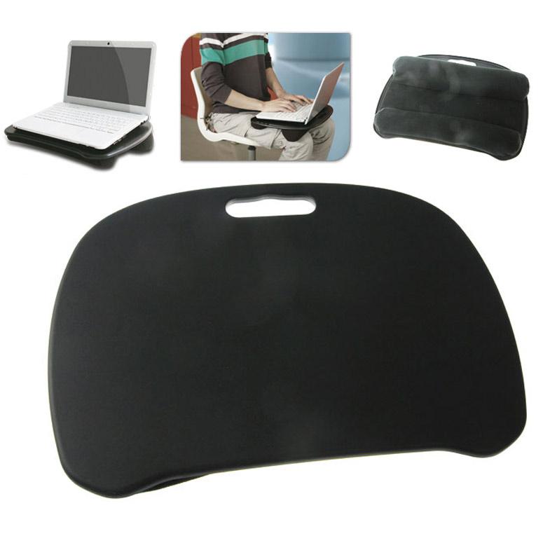 Support D 39 Ordinateur Portable Coussin L Ger Confortable