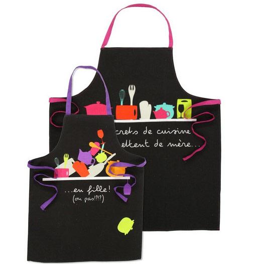 Tabliers de cuisine originaux et humoristiques 3 mod les disponibles - Tablier de cuisine rigolo femme ...