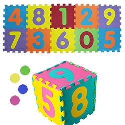 Tapis d'Activités Puzzle Chiffres