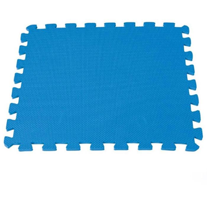 8 dalles en mousse tapis de sol piscine
