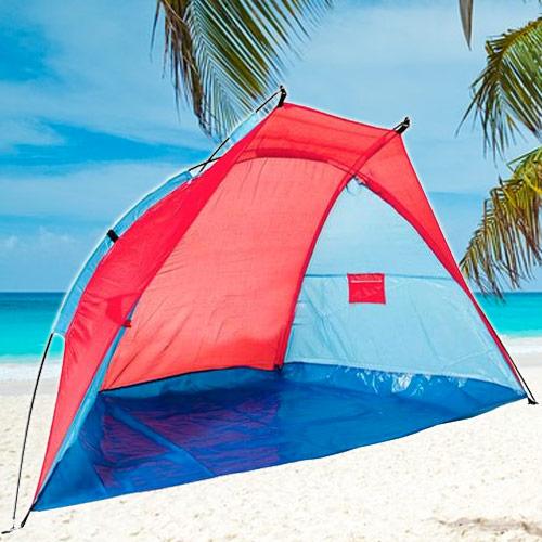 Abri de plage tente de plage ouverte id al plage piscine - Tente de plage ikea ...