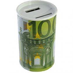 Tirelire 100 euros avec compteur Digital