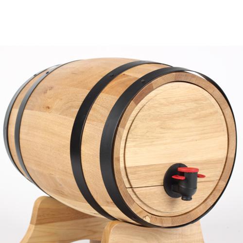 tonneau distributeur de vin de capacit 5 5 litres. Black Bedroom Furniture Sets. Home Design Ideas