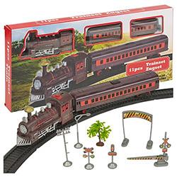 Train Electrique 11 pièces
