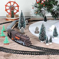 Train Electrique de Noël