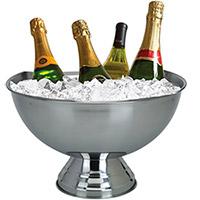 Vasque à Champagne en Inox