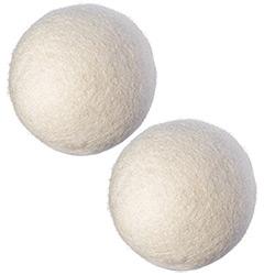 2 Balles de Séchage en Laine