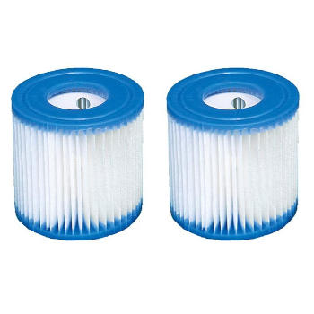 2 Cartouches de Filtration Intex Type H