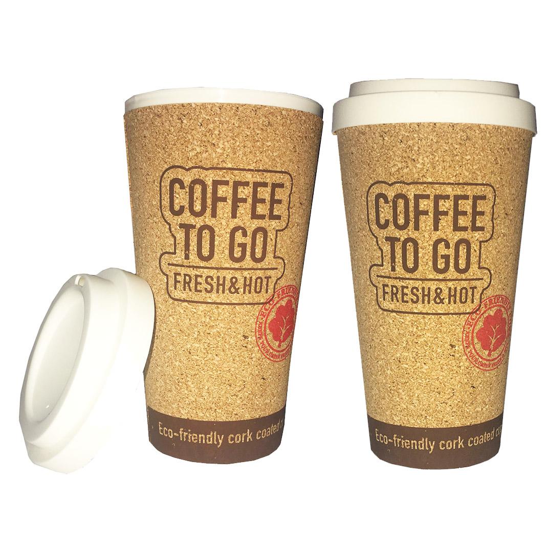 2 gobelets caf avec rev tement li ge art de la table cuisine - Revetement table cuisine ...