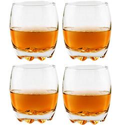 Coffret 4 Verres à Whisky