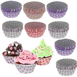 400 Moules à Cupcakes et Muffins en Papier