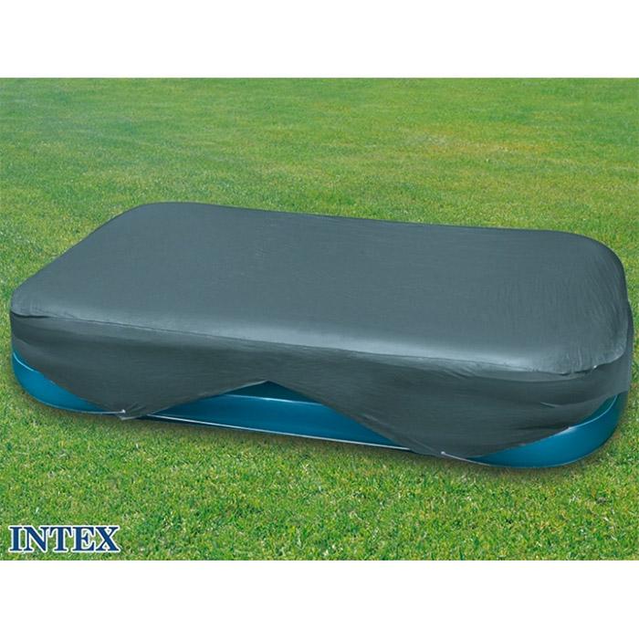 housse bache de protection de piscine intex rectangulaire. Black Bedroom Furniture Sets. Home Design Ideas