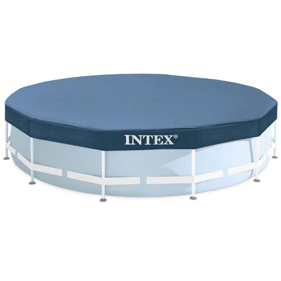 b che piscine ronde tubulaire intex 366 cm ebay. Black Bedroom Furniture Sets. Home Design Ideas