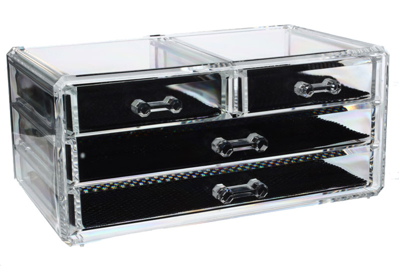 boite bijoux transparente. Black Bedroom Furniture Sets. Home Design Ideas