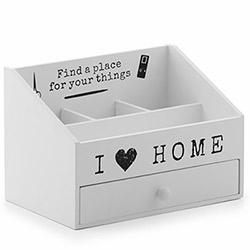 Boîte Organiseur I Love Home