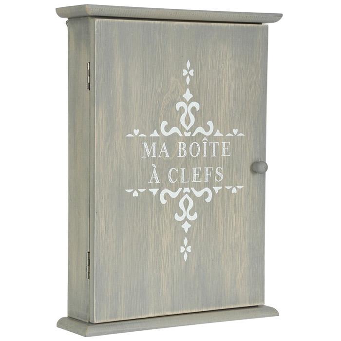 boite cl s en bois boite clefs. Black Bedroom Furniture Sets. Home Design Ideas