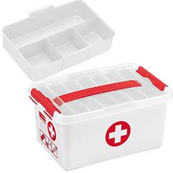 Boîte à Pharmacie Compartimentée