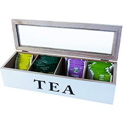 Boite à Thé Tea 4 Compartiments
