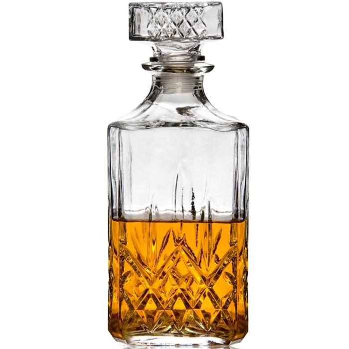carafe whisky pas cher en verre 900 ml. Black Bedroom Furniture Sets. Home Design Ideas