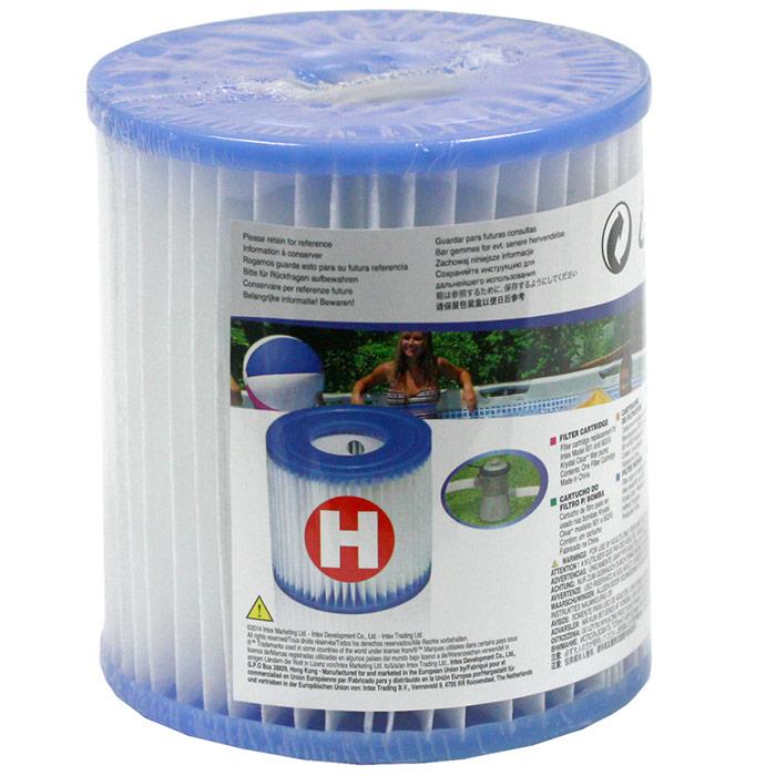 4 cartouches de filtration piscine h intex filtres. Black Bedroom Furniture Sets. Home Design Ideas