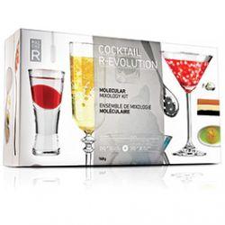 Coffret Kit Cocktail Moléculaire avec DVD