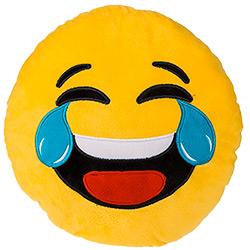 Coussin Emoji Rires